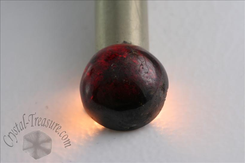 Painite Cabochon Crystal Treasure Com