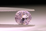 Pink facetted Spinel Mogok